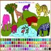 Zoo Life Coloring